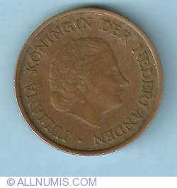 Image #1 of 5 Cents 1962