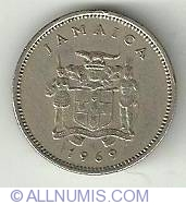 Image #1 of 5 Cents 1969