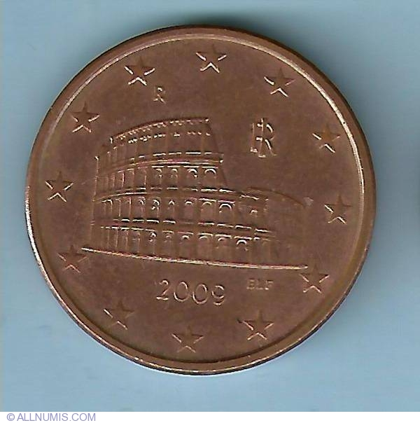 5 eurocent 2009 euro 2002 5 euro cent italy. Black Bedroom Furniture Sets. Home Design Ideas