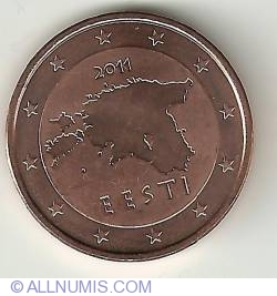 Image #1 of 5 Euro Cent 2011