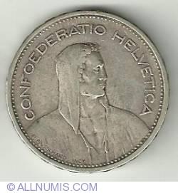 Image #1 of 5 Francs 1932