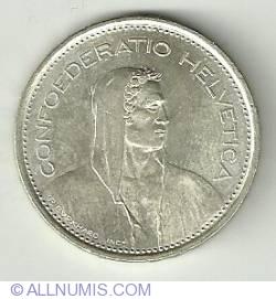 Image #1 of 5 Francs 1967