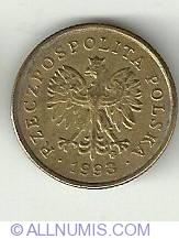 Image #1 of 5 Groszy 1993