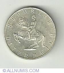 Image #1 of 5 Schilling 1966