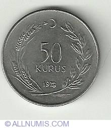 Image #2 of 50 Kurus 1973