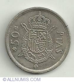 Image #2 of 50 Pesetas 1975 (79)