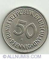 Image #1 of 50 Pfennig 1967 F