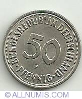 50 Pfennig 1967 F