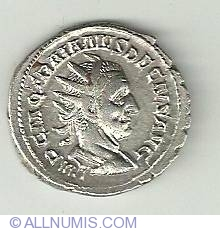 Image #1 of Antoninianus Traianus Decius