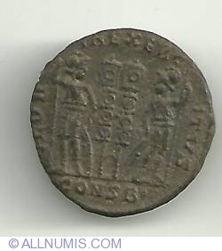 Image #2 of Follis Constantinus II