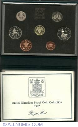 Imaginea #2 a Royal Mint 1987