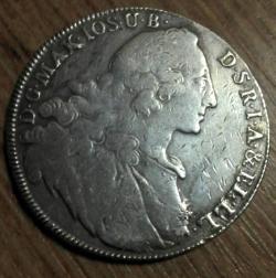 Image #2 of 1 Thaler 1764
