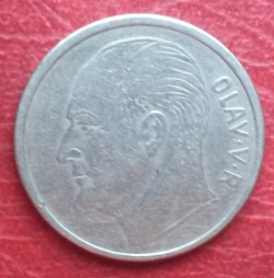 Imaginea #2 a 1 Krone 1958