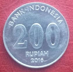 Image #1 of 200 Rupiah 2016