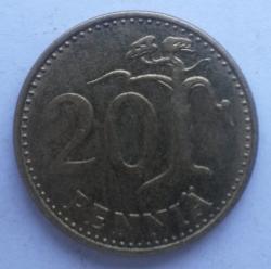 Image #1 of 20 Pennia 1985