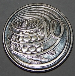 Image #1 of 10 Cents 2002