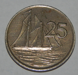 Image #1 of 25 Cents 1987