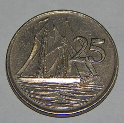 Image #1 of 25 Cents 1990