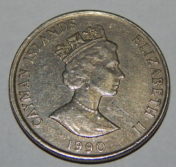 Image #2 of 25 Cents 1990