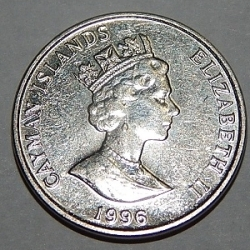 Image #2 of 5 Cents 1996