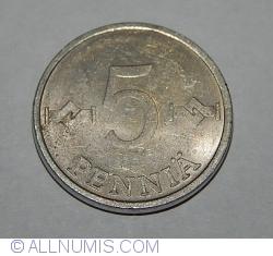 Image #1 of 5 Pennia 1986