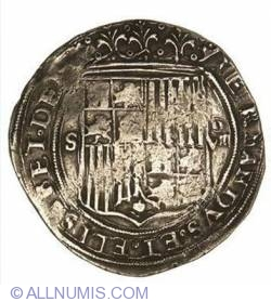 Image #1 of 8 Reales ND (1474-1504)
