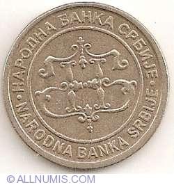 Imaginea #2 a 2 Dinari 2003