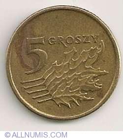 Image #1 of 5 Groszy 2001