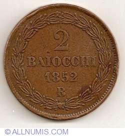 Imaginea #1 a 2 Baiocchi 1852