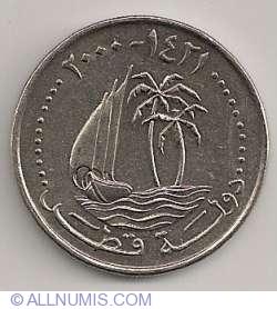 Image #2 of 50 Dirhams 2000 (AH 1421)