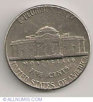 1973-D Denver  Mint Jefferson Nickel BU