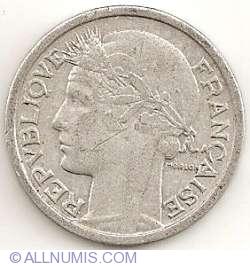 1 Franc 1941 - Aluminium