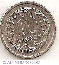 Image #1 of 10 Groszy 2001