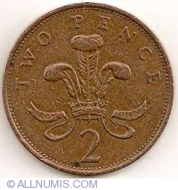 Image #1 of 2 Pence 1986