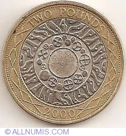 Image #1 of 2 Pounds 2000