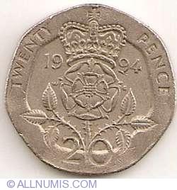 20 Pence 1994