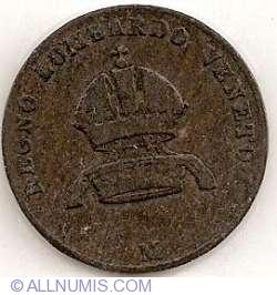 Imaginea #2 a 3 Centesimi 1849
