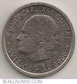 Image #2 of 1 Krona 2000 - Millennium