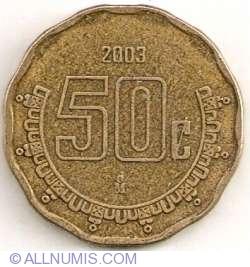 Image #1 of 50 Centavos 2003