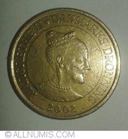 20 Kroner 2002 - Arhus Radhus