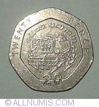 Image #1 of 20 Pence 1994