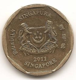 Image #2 of 1 Dollar 2011