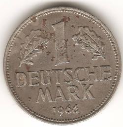 1 Mark 1966 D