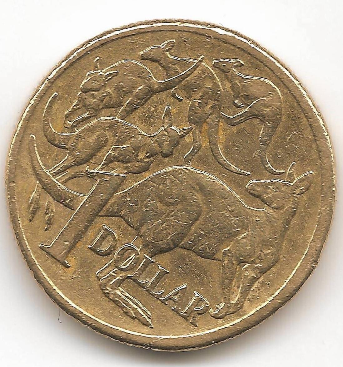 1 Dollar 2004 Elizabeth Ii 1952