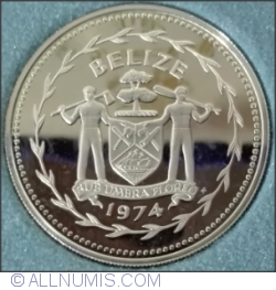 Image #2 of 10 Dollars 1974