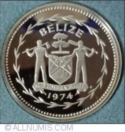 Image #2 of 5 Dollars 1974