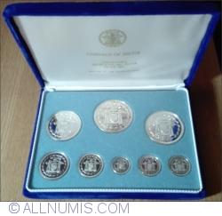 Set 1974 - Sterling Silver Proof