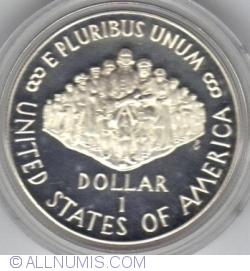 Image #1 of 1 Dollar 1987 S - Constitution Bicentennial