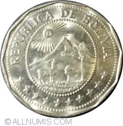 Imaginea #2 a 25 Centavos 1971