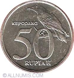 Image #1 of 50 Rupiah 1999